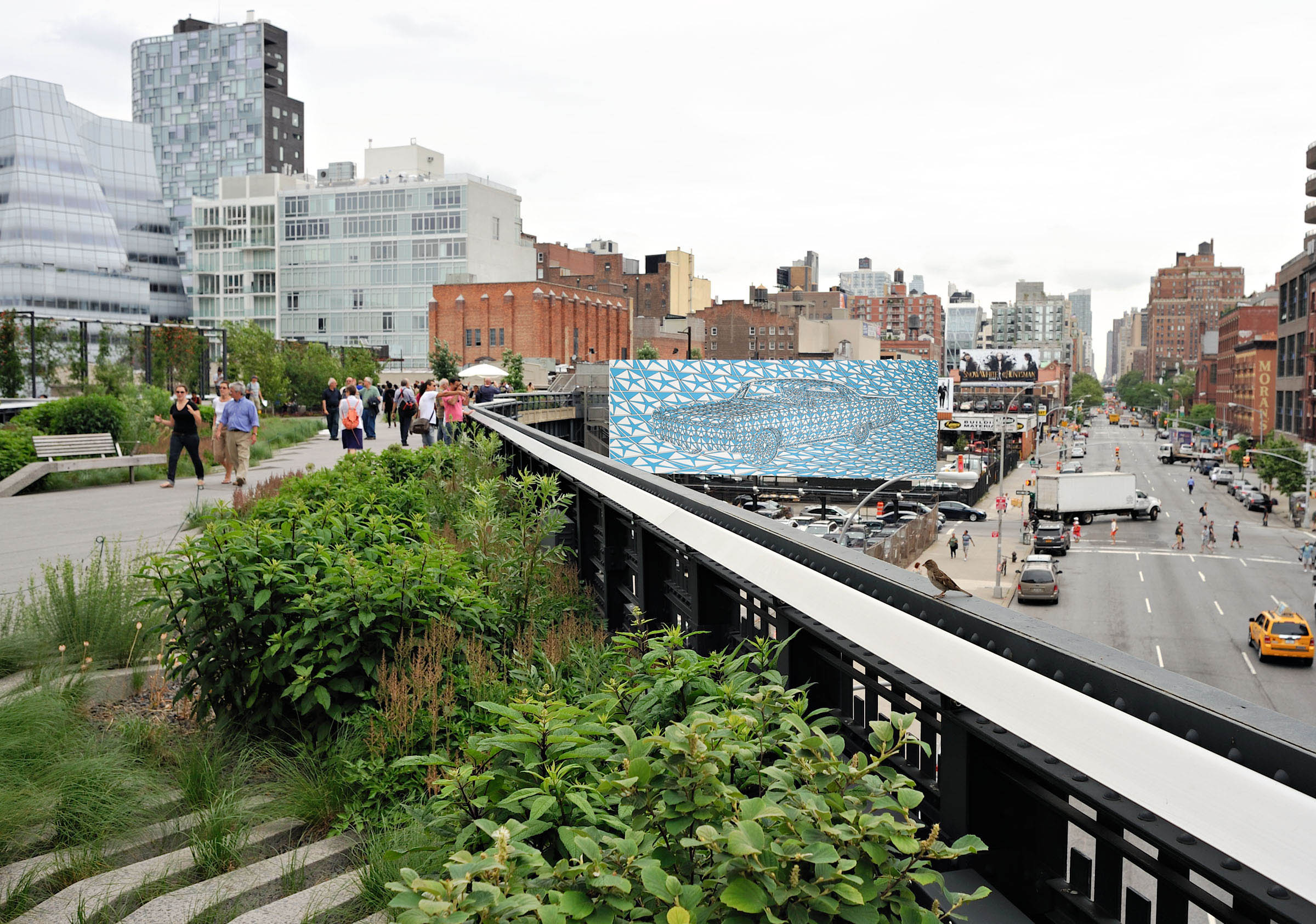 highline case study Highline park phase 2 location: new york, ny nyc economic development corp / friends of the highline parks & recreation case studies.
